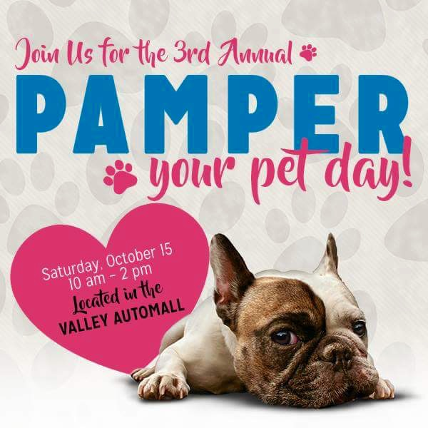 Chapman Chrysler Jeep Chapman Las Vegas Pamper Your Pet Day Chapman Automotive