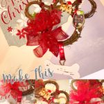 Make this dog holiday wreath
