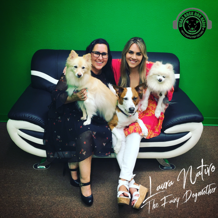 Laura Nativo and I have been friends for over ten years yet it was not until recently that we actually got to do something together on camera for the first time. Vegas Rock Dog Radio